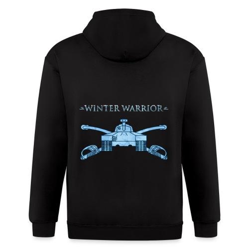 Armor Winter Warrior - Men's Zip Hoodie