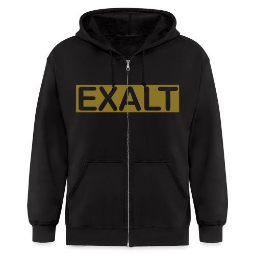 EXALT - Men's Zip Hoodie