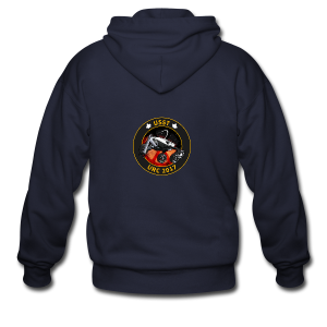 URC Mission Patch - Men's Zip Hoodie