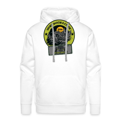 Wheeling Event Design - Men's Premium Hoodie