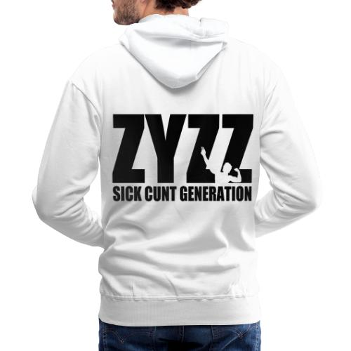 Zyzz Sickkunt Generation - Men's Premium Hoodie