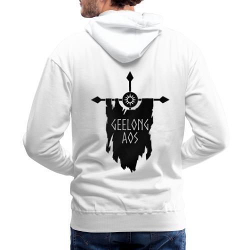 Geelong AOS - ORDER - Men's Premium Hoodie