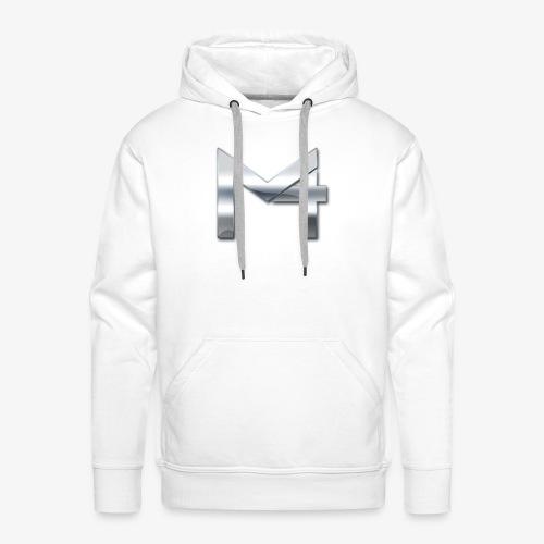 Shirt 01 Logo - Men's Premium Hoodie