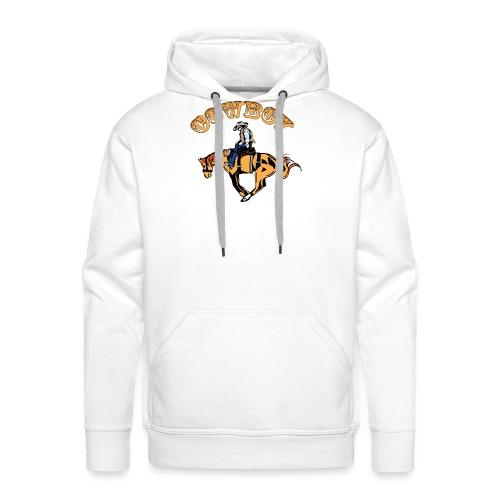 COWBOY - Men's Premium Hoodie