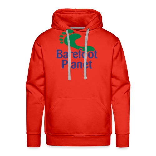 Get Out & Run Barefoot Women's T-Shirts - Men's Premium Hoodie