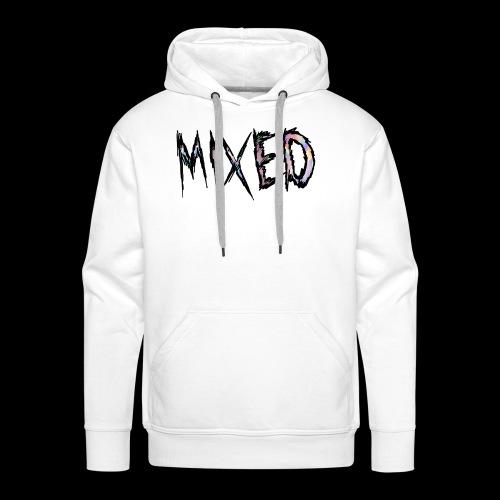 MIXED Classic Special Edition Logo - Men's Premium Hoodie