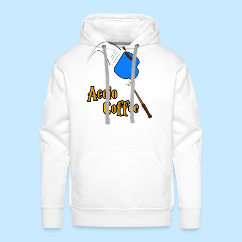 Accio Coffee! (Double Sided) - Men's Premium Hoodie