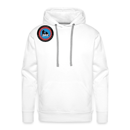 THE ACADEMY Logo MIXED MARTIAL ARTS png - Men's Premium Hoodie