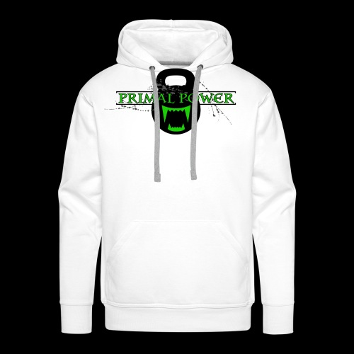 PRIMAL POWER - Men's Premium Hoodie