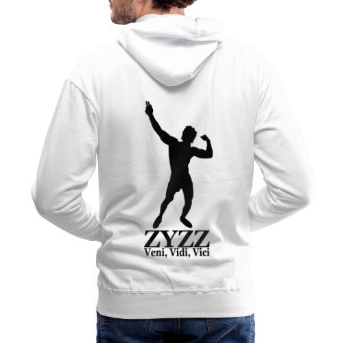 Zyzz Veni Vidi Vici - Men's Premium Hoodie