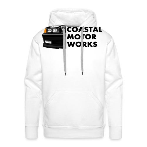 Coastal Motor Works - Men's Premium Hoodie