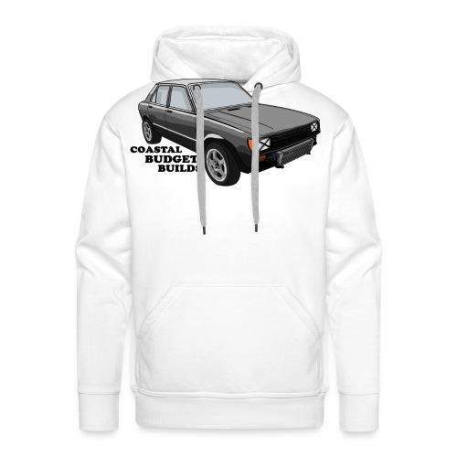 1981 Tercel Turbo C B B - Men's Premium Hoodie
