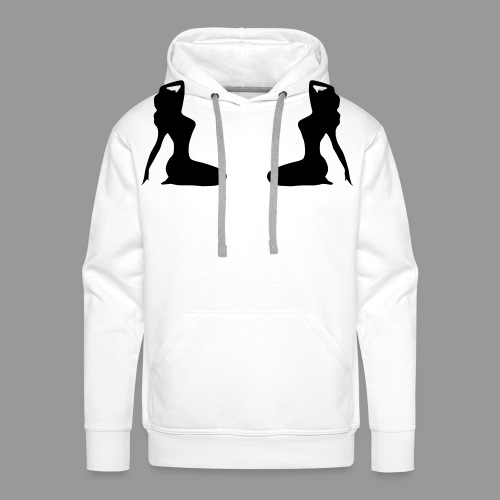 Pin Ups - Men's Premium Hoodie