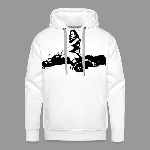 Roller Derby - Men's Premium Hoodie