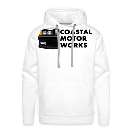 Coastal Motor Works - Men's Premium Hoodie