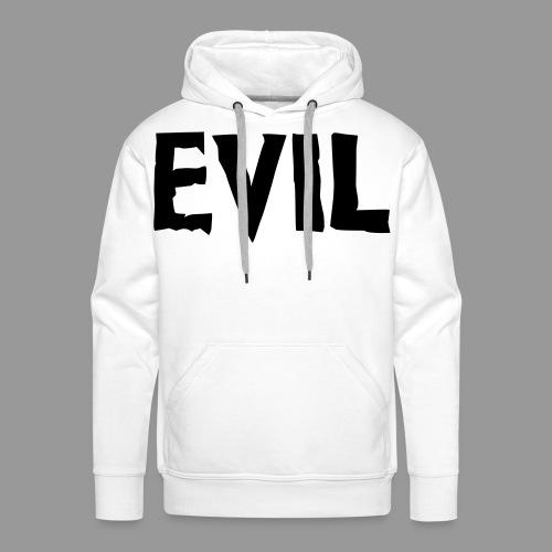 Evil - Men's Premium Hoodie