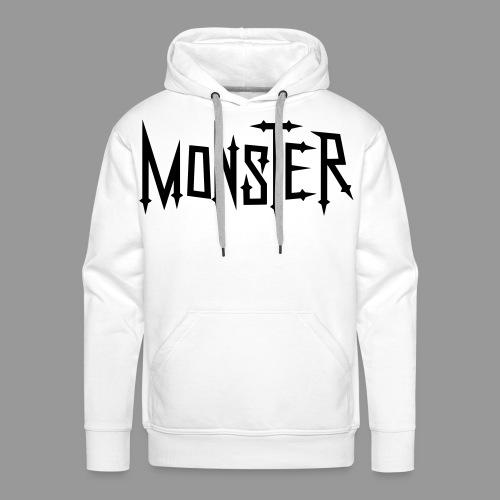 Monster - Men's Premium Hoodie