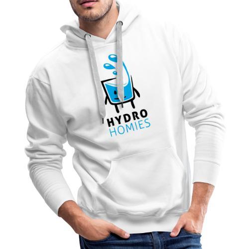 HydroHomies | Hydro Homies | Cup of Water Design - Men's Premium Hoodie