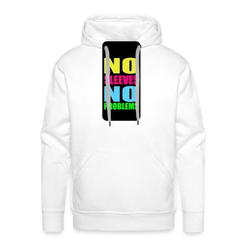 neonnosleevesiphone5 - Men's Premium Hoodie