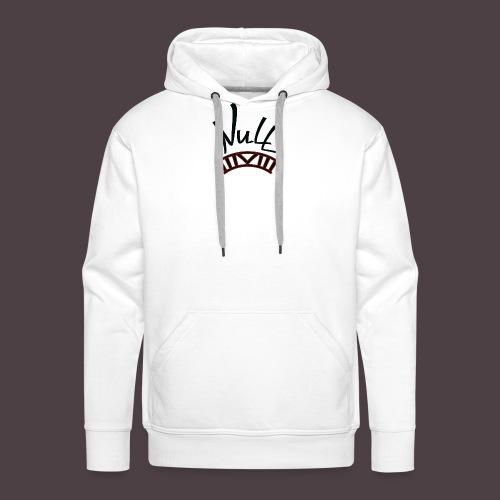 Null Logo - Men's Premium Hoodie