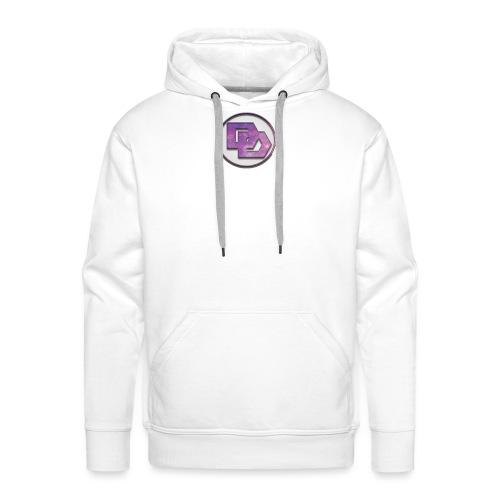 DerpDagg Logo - Men's Premium Hoodie