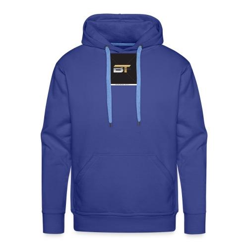 BT logo golden - Men's Premium Hoodie