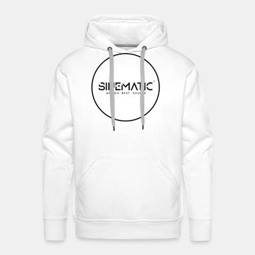 Logo Sinematic - Men's Premium Hoodie