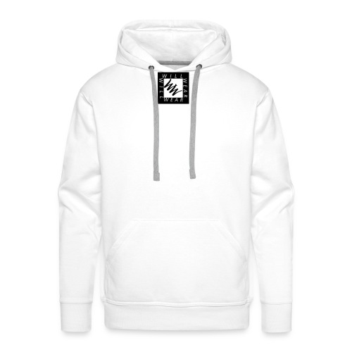 Phone logo - Men's Premium Hoodie