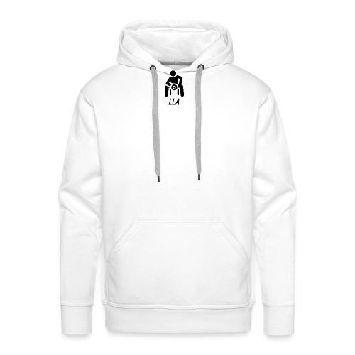 LLA tee - Men's Premium Hoodie