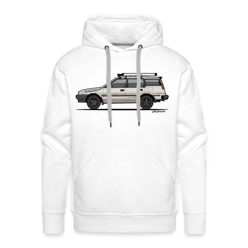 Ayota AE95 4WD Wagon - Men's Premium Hoodie
