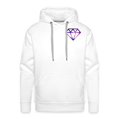The Galaxy Diamond - Men's Premium Hoodie