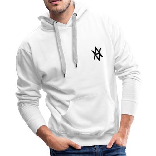 Artyx Single Logo - Men's Premium Hoodie