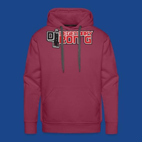 Ron G logo - Men's Premium Hoodie