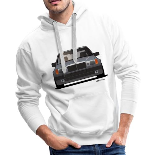 MB w124 500E - Men's Premium Hoodie