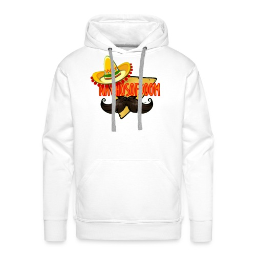 NachosofDoom Logo - Men's Premium Hoodie
