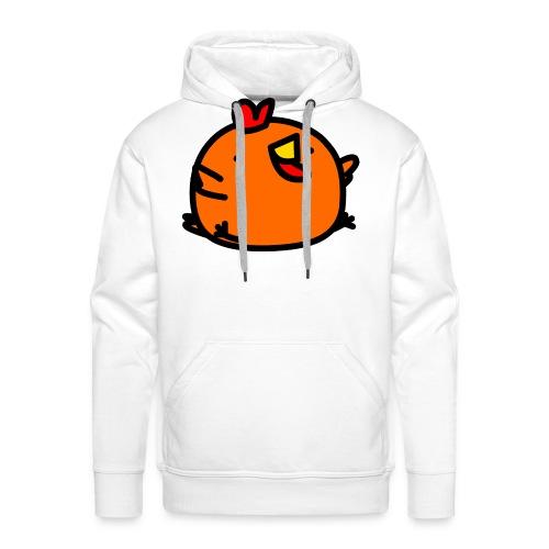 Big Orange Chicken - Men's Premium Hoodie