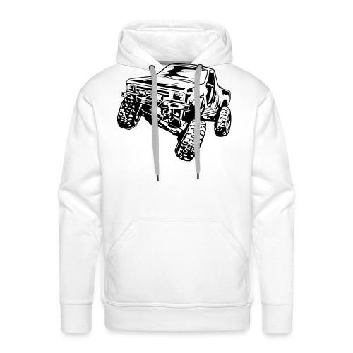 Truck Crawler - Men's Premium Hoodie