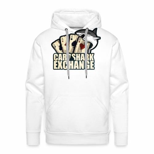 Card Shark 1 - Men's Premium Hoodie