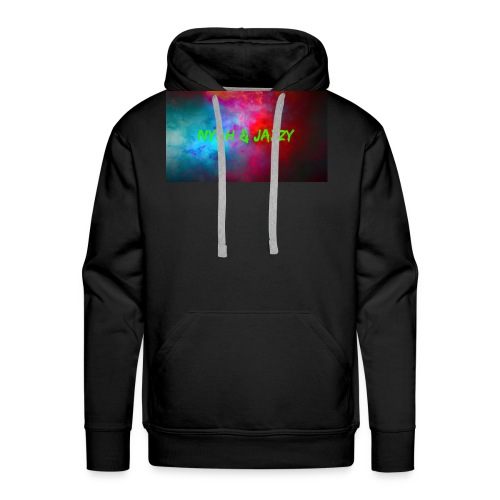 NYAH AND JAZZY - Men's Premium Hoodie