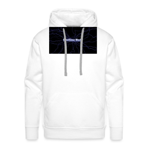 backgrounder - Men's Premium Hoodie