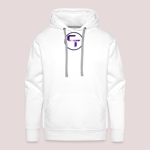 CamTremblay Official Logo - Men's Premium Hoodie