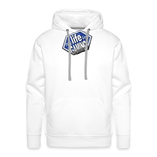 My Life In Gaming sticker - Men's Premium Hoodie