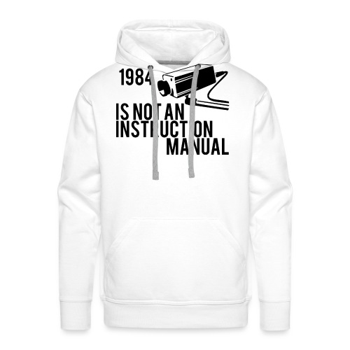 1984 - Men's Premium Hoodie