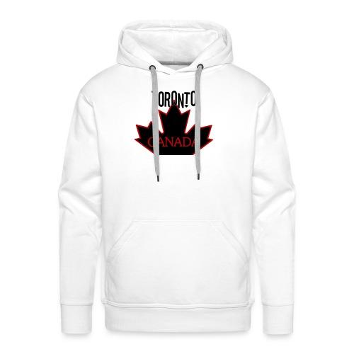 TORONTO CANADA - Men's Premium Hoodie