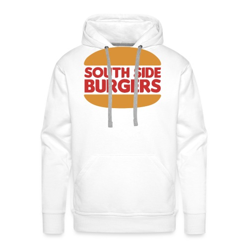 South Side Burgers - Men's Premium Hoodie