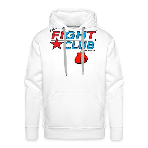 RFC Square Logo w/Gloves - Men's Premium Hoodie