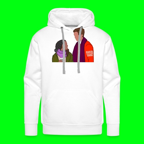 Paul and Emma - Starkid's Black Friday - Men's Premium Hoodie