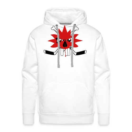 Canadian-Punishment_t-shi - Men's Premium Hoodie