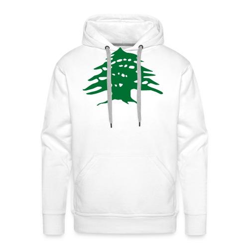 Lebanese Pride Shirt - Men's Premium Hoodie