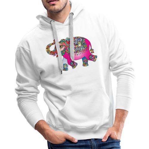 Elefante ON - Men's Premium Hoodie